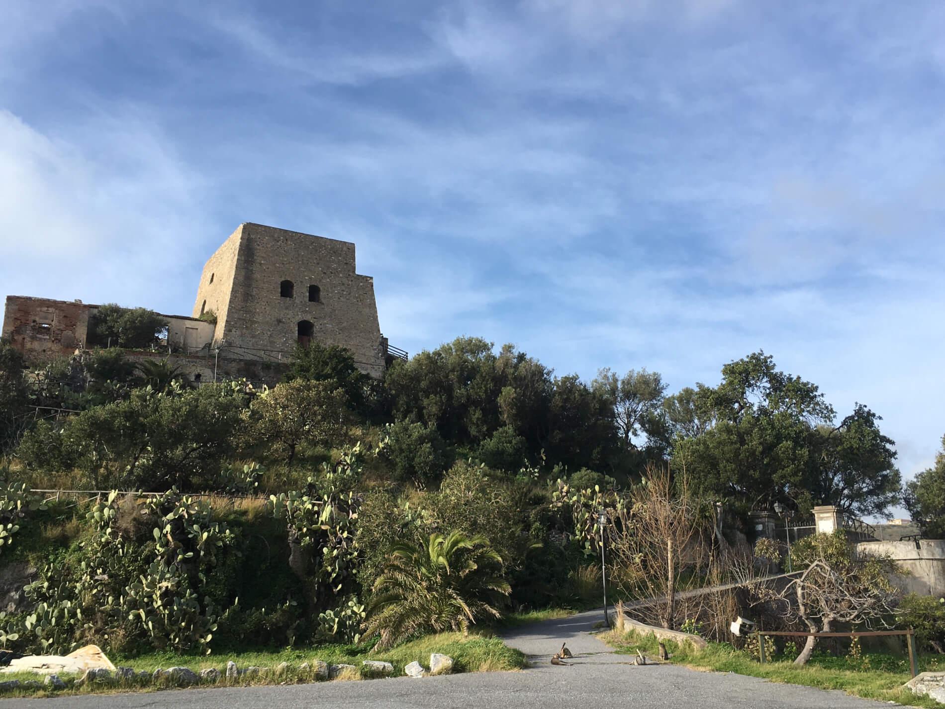 башня Талао